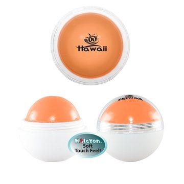 Halcyon® Round Colored Lip Balm