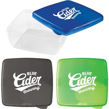 Food Storage with Removable Ice Pack