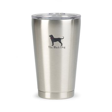 Aviana™ Vale Double Wall Stainless Pint - 16 oz - Stainless Steel
