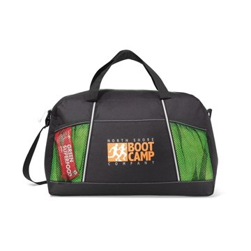 Champion Sport Bag - Apple Green