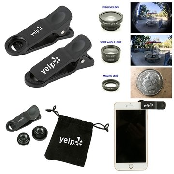 Clip-On Wide Angle Lens