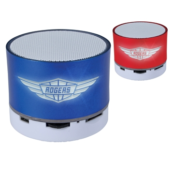 Bright Logo Bluetooth® Speaker