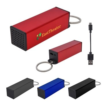 Roadie Wireless Speaker Key Ring