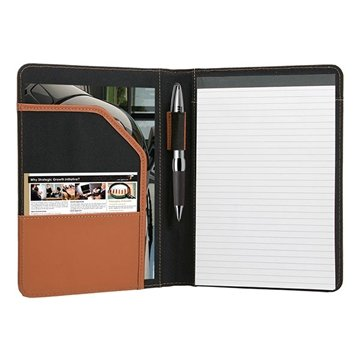 Junior Boardroom Leather Desk Folder 8