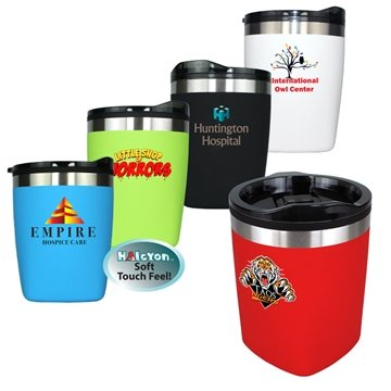 12 oz Halcyon® Amigo Tumbler, Full Color Digital