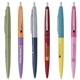 Promotional Bic Refillable Clic Ballpoint Pen With Multiple Ink, Barrel Cap Color Choices