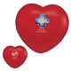 Promotional Red Heart Stress Reliever
