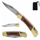 Promotional Small Rosewood Pocket Knife