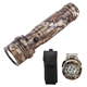 Promotional Mossy Oak(R) Camouflage Aluminum LED Flashlight