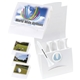 Promotional 4-1 Golf Tee White Packet - 3-1/4 Tee