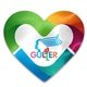Promotional Heart Shaped Microfiber Cleaning Cloth