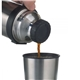 Promotional ThermoCafe(TM) by Thermos(R) Beverage Bottle - 1.1 Qt. - Stainless Steel