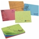 Promotional BIC(R) 4 x 3 Bright Colored Paper Adhesive Notepad, 50 Sheet Pad