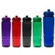 Promotional 24 oz Poly - Saver PET Bottle with Push n Pull Cap, Full Color Digital