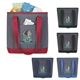 Promotional Koozie(R) Two - Tone Lunch - Time Kooler Tote