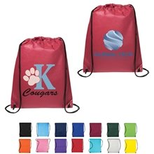 Multipurpose Non Woven Well Made Drawstring Backpack Bags 100 PACK