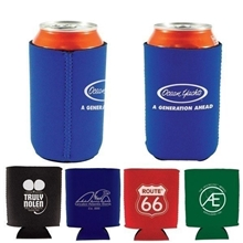 Promotional Neo Can Cooler Two Sided Imprint