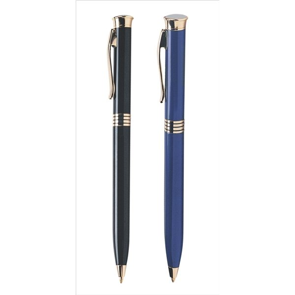 Promotional Sleek Bishop Photo Pen