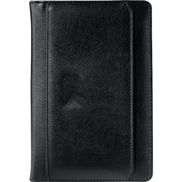 Promotional Manchester Jr. Zippered Padfolio