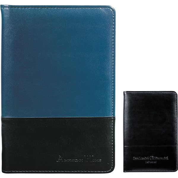 Promotional Windsor Reflections Jr. Zippered Padfolio