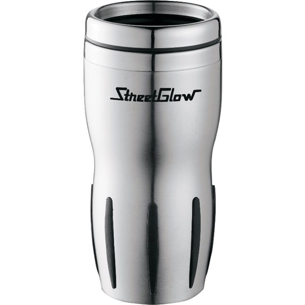 Promotional 14 oz Tech Stainless Steel Double - Wall Tumbler
