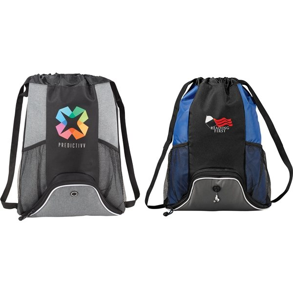 Promotional Corona Deluxe Drawstring Sportspack