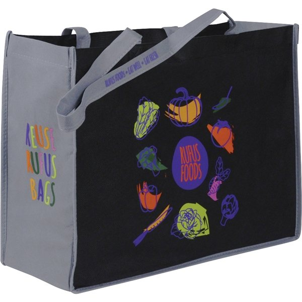 Promotional Non - Woven Small Shopper Tote