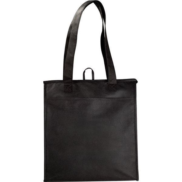 Promotional Big Grocery Insulated Non - Woven Tote