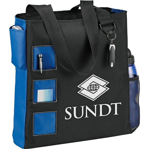 Promotional Square Convention Tote