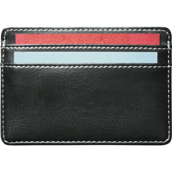 Promotional Alicia Klein(R) Business Card Holder