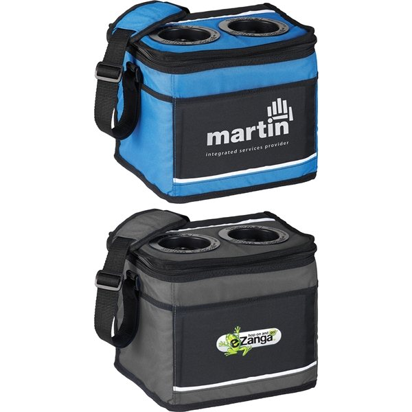 Promotional California Innovations(R) 12- Can Drink Pocket Cooler