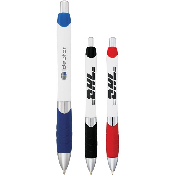 Promotional Scripto Scroll Click Ballpoint Pen