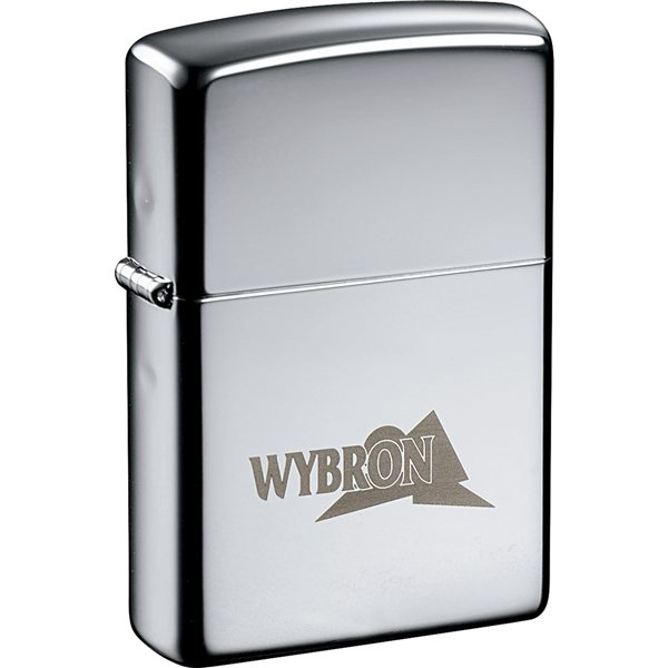 Promotional Zippo(R) Windproof Lighter High Polish Chrome