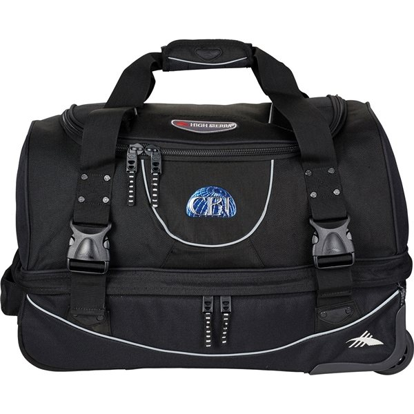 Promotional High Sierra(R) 22 Carry - On Rolling Duffel Bag