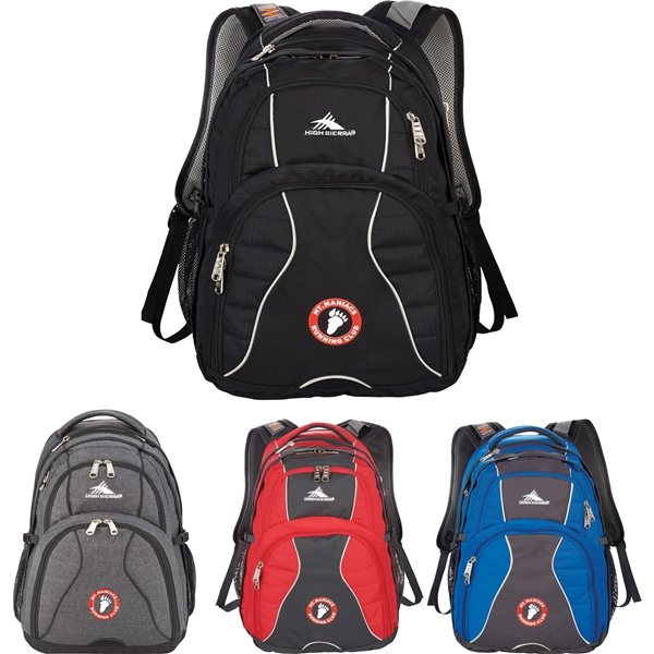 Promotional High Sierra(R) Swerve 17 Computer Backpack