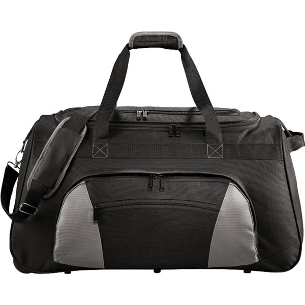 Promotional Excel 26 Wheeled Travel Duffel Bag