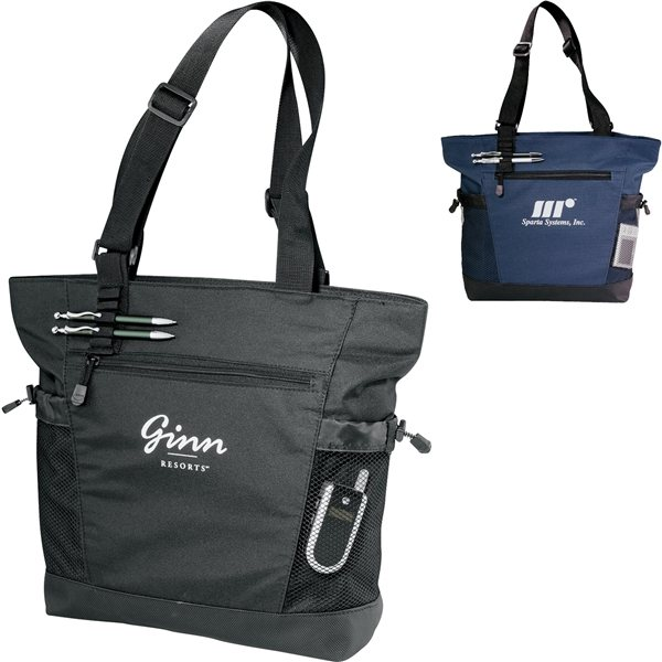 Promotional Urban Passage Zippered Travel Business Tote