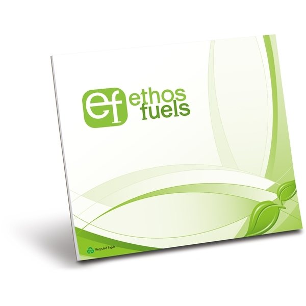 Promotional Bic Ecolution Paper Mouse Pad