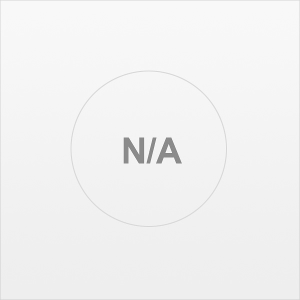 Promotional White Peanut Bag with Serrated Cut Top