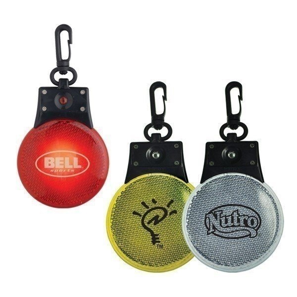 Promotional Clip On Safety Flasher