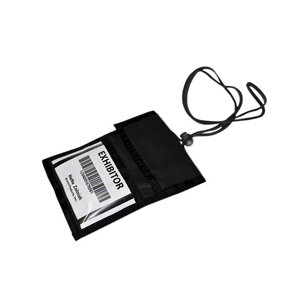 Promotional Trade Show Badge Holder
