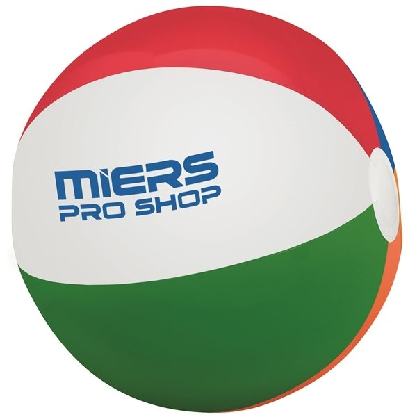 Promotional 16 Multicolor Beach Ball