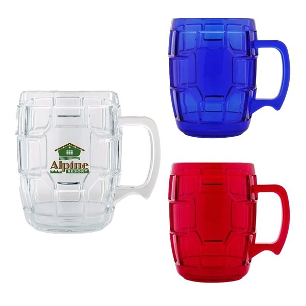 Promotional Acrylic Turtle(TM) Mug