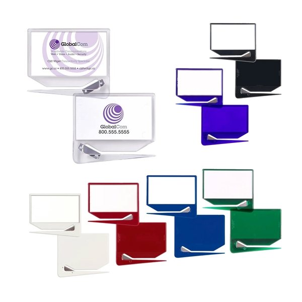 Promotional Business Card Zippy(R) Letter Opener - Blank