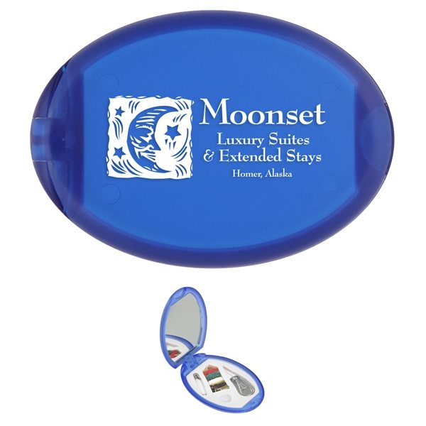 Promotional Little Traveler Sewing Kit / Mirror