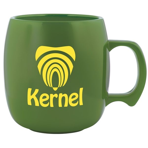 Promotional NatureAd(TM) Corn Mug Koffee Keg
