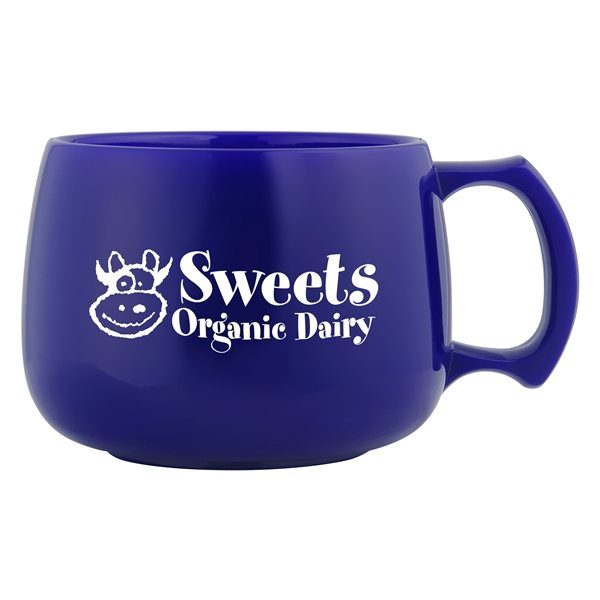 Promotional NatureAd(TM) Corn Mug Souper