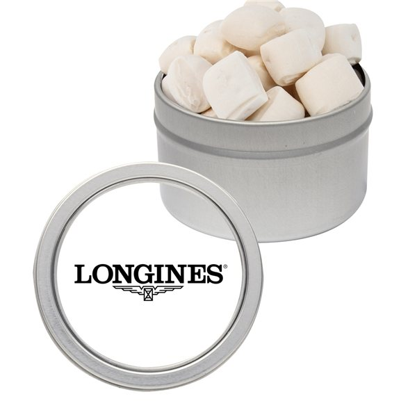 Promotional Candy Window Tin
