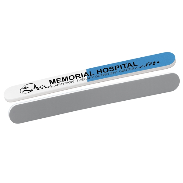 Promotional 3- Way Nail File