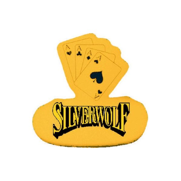 Promotional Playing Cards Pop - Up Visor